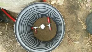 Instalacja wodna Częstochowa - montaż wodomierza