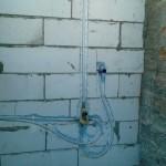 Montaż baterii podtynkowej - łazienki Częstochowa