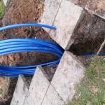 Układanie rury wodociągowej - usługi hydrauliczne Częstochowa