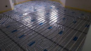 instalacje ogrzewania podłogowego Częstochowa